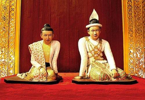 King-Thibaw