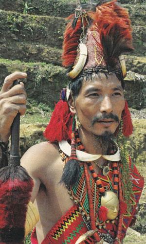 Konyak-Warrior