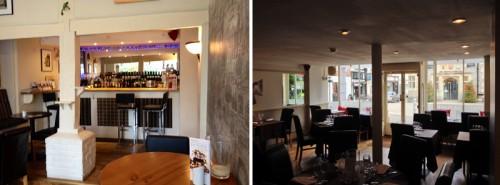 Bistro La Place & Froggies Bar Winchester Interior