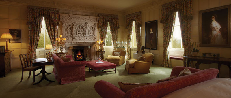 Lady Astor Suite at Cliveden