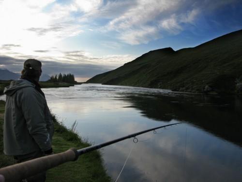 Laxá í Aðaldal Iceland