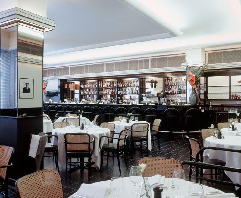 Le Caprice Restaurant Interior