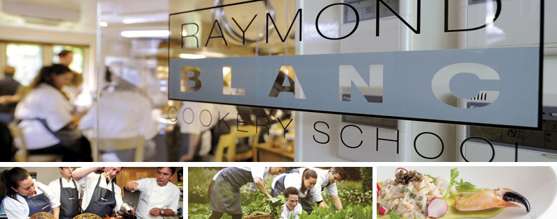 Le Manoir Quat Saisons Cookery School