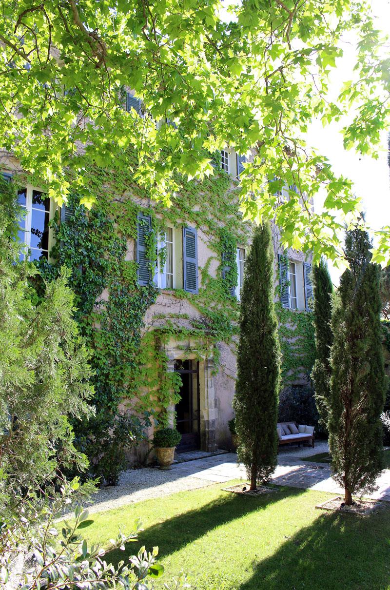 Le mas de Chastelas at Gassin St.Tropez