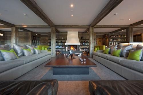 Lodge Main Lounge