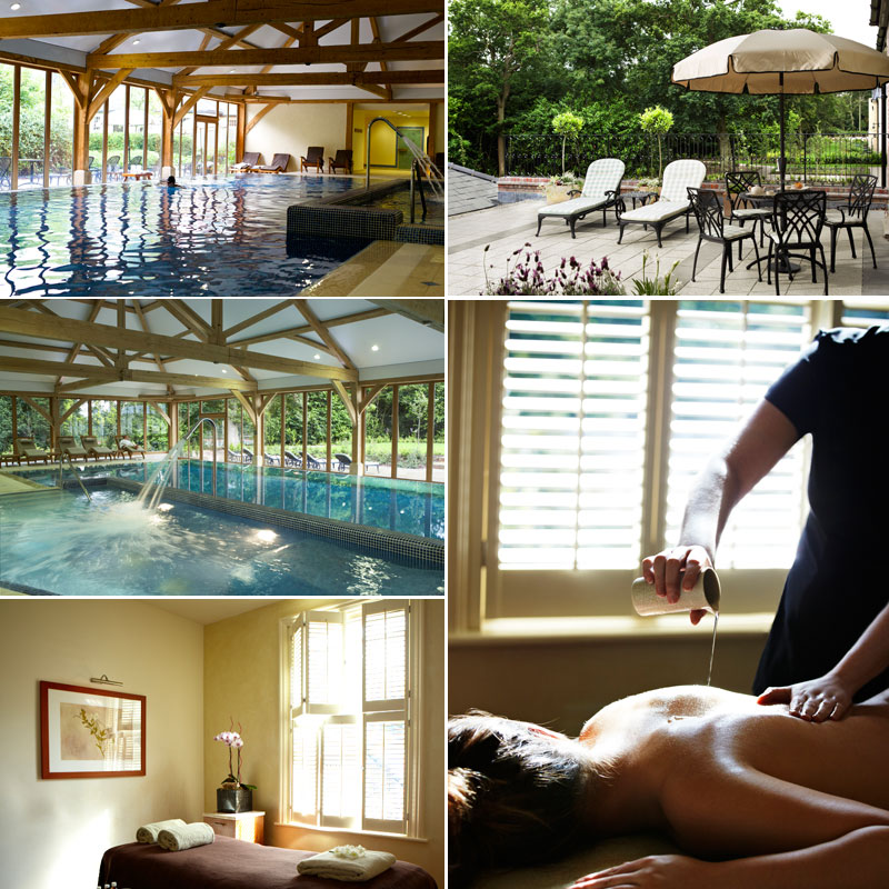 Luton Hoo Hotel Swimming Pool, Sauna, Steam Room and Spa