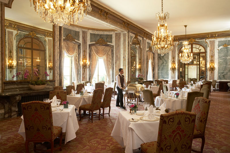 Luton Hoo Hotel Golf Course and Spa Wernher Restaurant