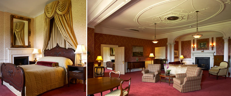 Luton Hoo Hotel GOlf Course and Spa Queen Elizabeth Suite