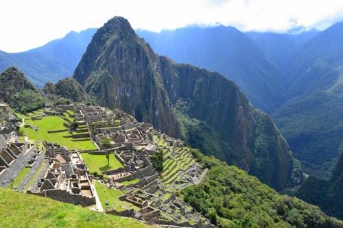 Machu Pichu Peru 1