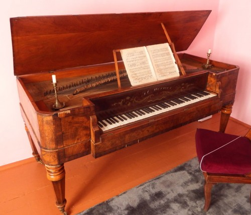 Maria's Clavichord