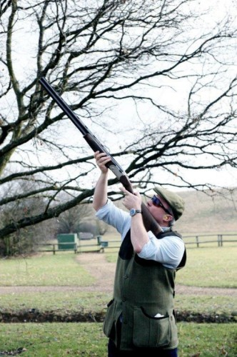 Martin Cawley aiming high