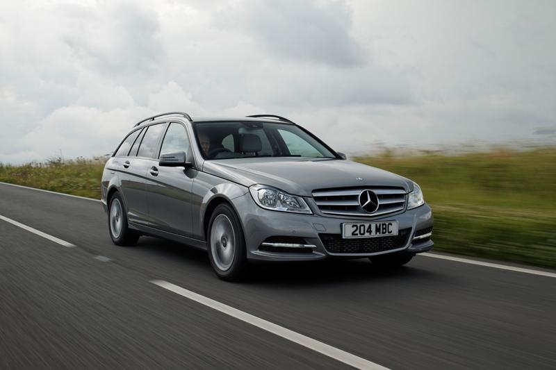 Mercedes C Class Diesel Estate