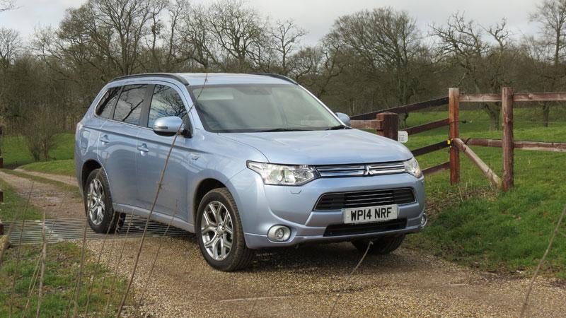 Mitsubishi-Hybrid