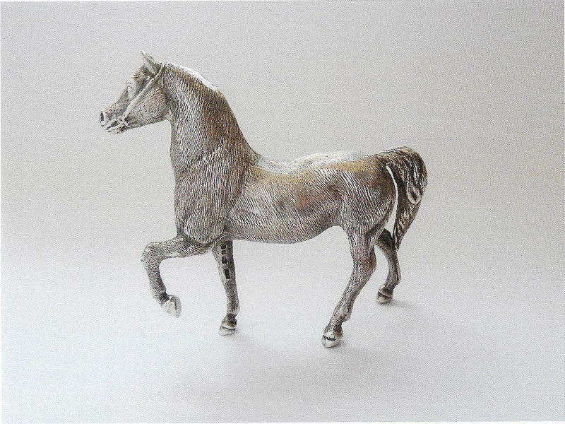 Model of Horse makers mark of SMD 1970