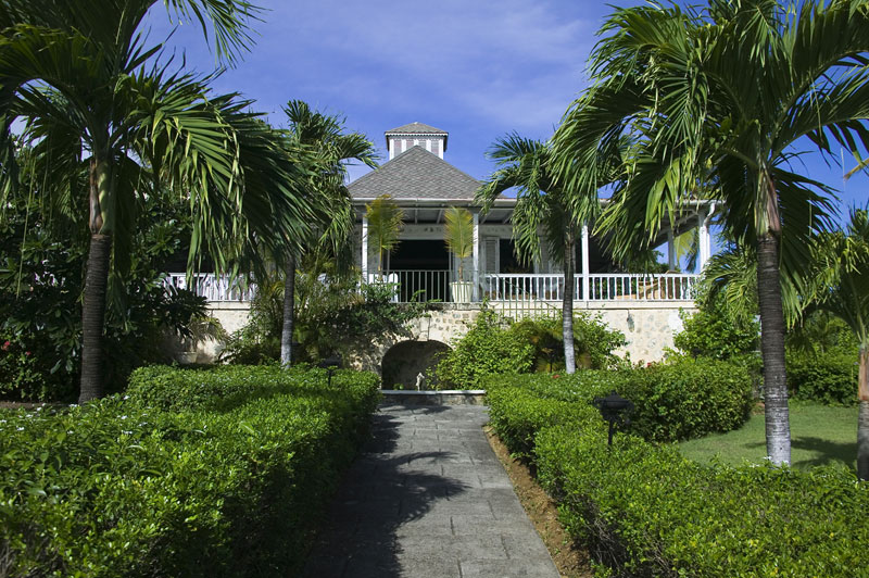 The Cotton House Club Hotel on Mustique