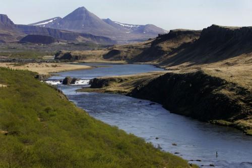 Norðurá Iceland