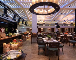 The Italian Restaurant at Novikov