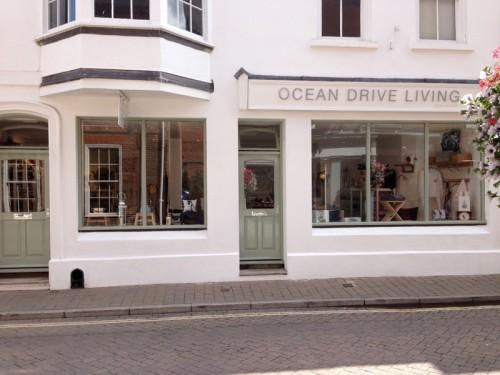 Ocean Drive Living Exterior