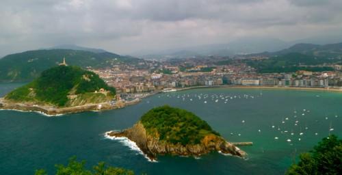 Panorama-view-from-Monte-Igueldo