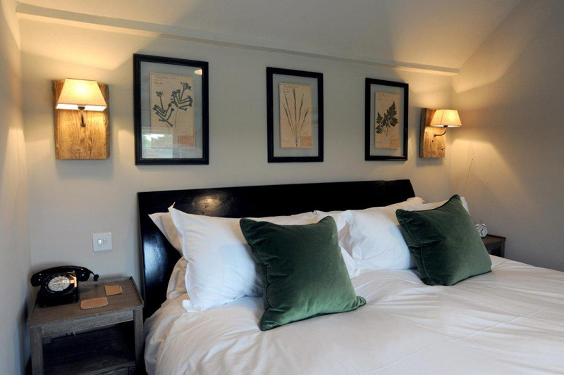 Elegant and Comfortable Bedroom at The Pig
