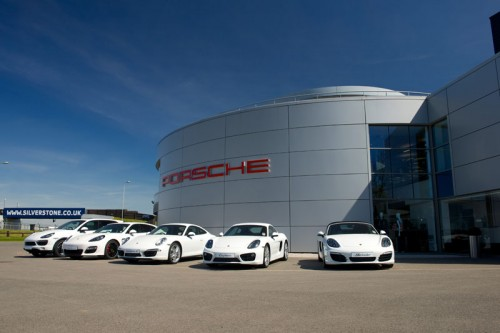 Porsche Driving School Experience at Silverstone