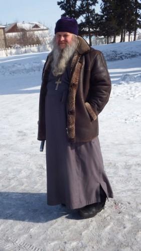 Present Day Vicar of Urik
