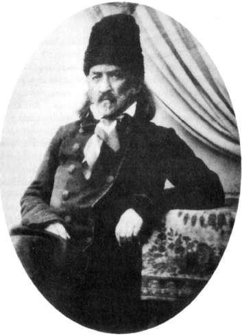 Prince Sergei Volkonsky in exile