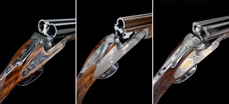 Purdey-Bicentenary-Trio of Guns