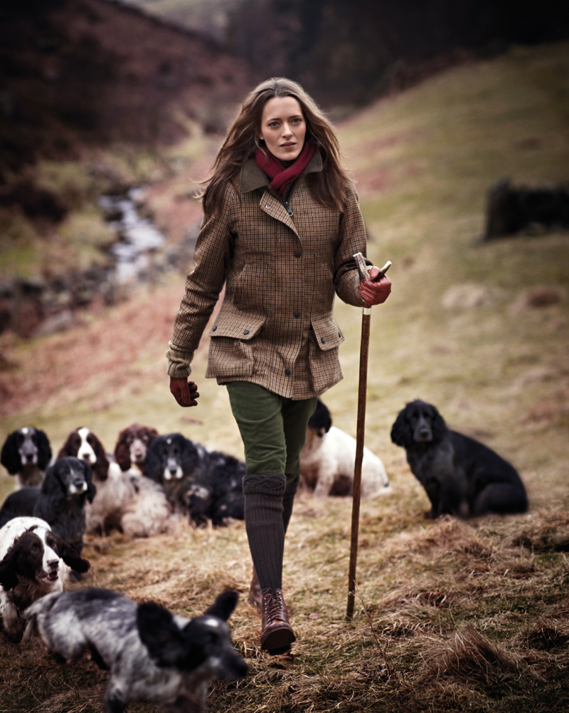 Purdey Ladies Shooting Outfit
