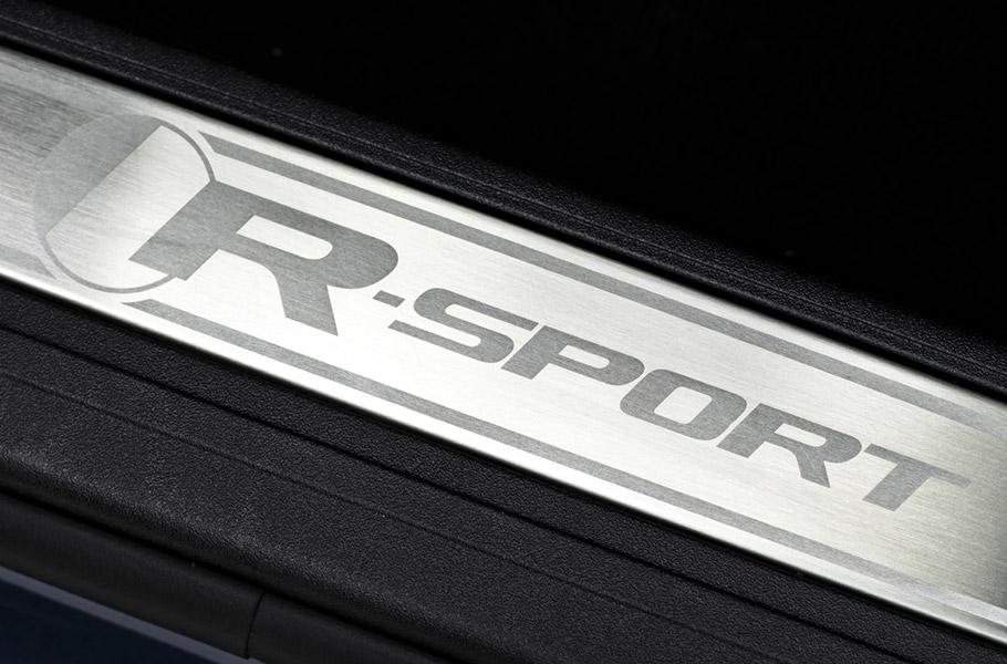 Jaguar XJ R-Sport SWB 3.0 V6 300PS Branding