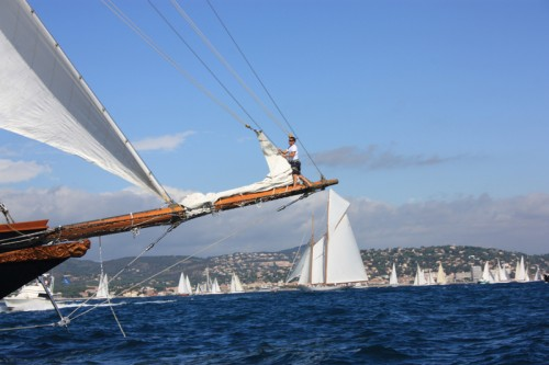 Racing at St.Tropez