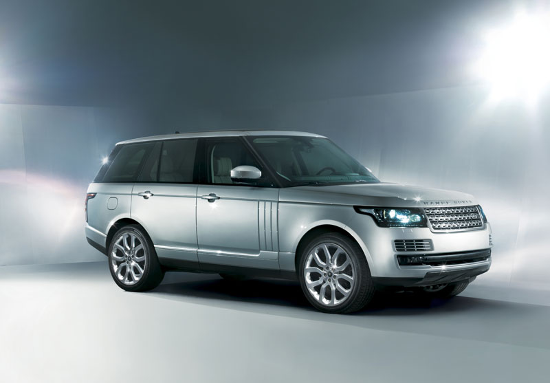 Range Rover Vogue SD V8