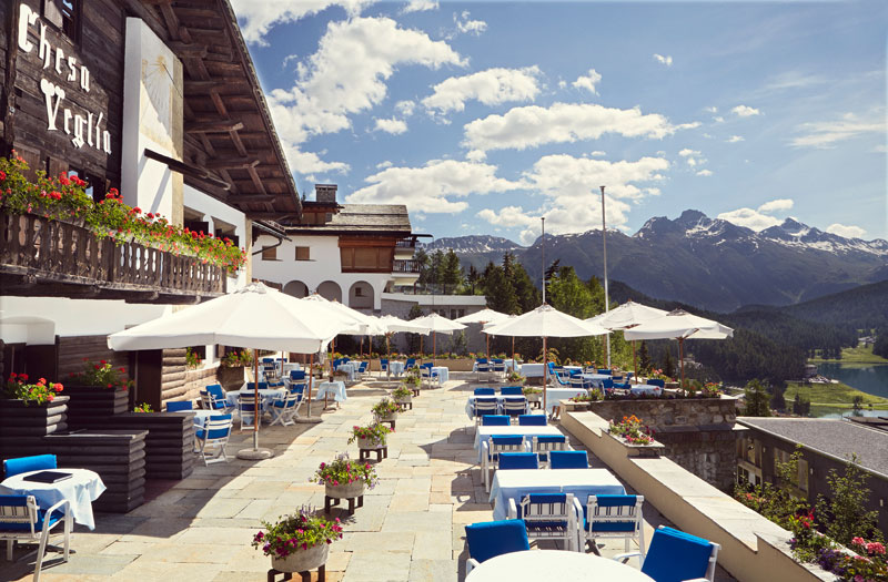 Restaurant_Chesa-Veglia_Patrizierstuben St. Moritz