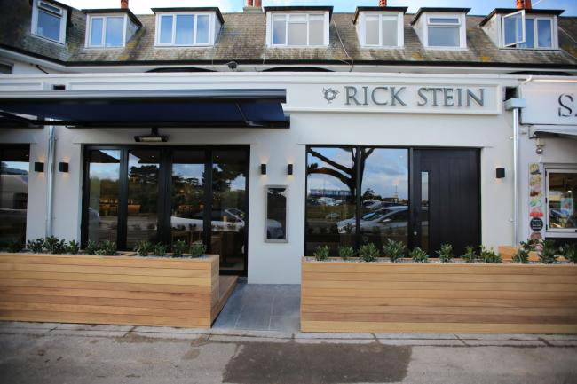 Rick Stein at Sandbanks