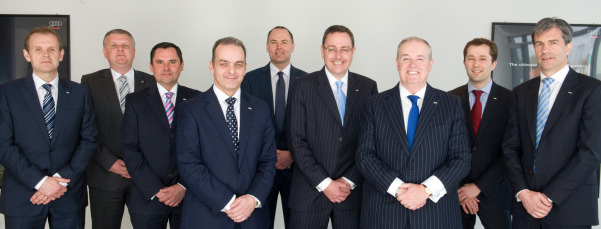 The Directors of The Ridgeway Group