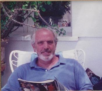 Robert Jarman Editor and Founder of The Vintage Magazine