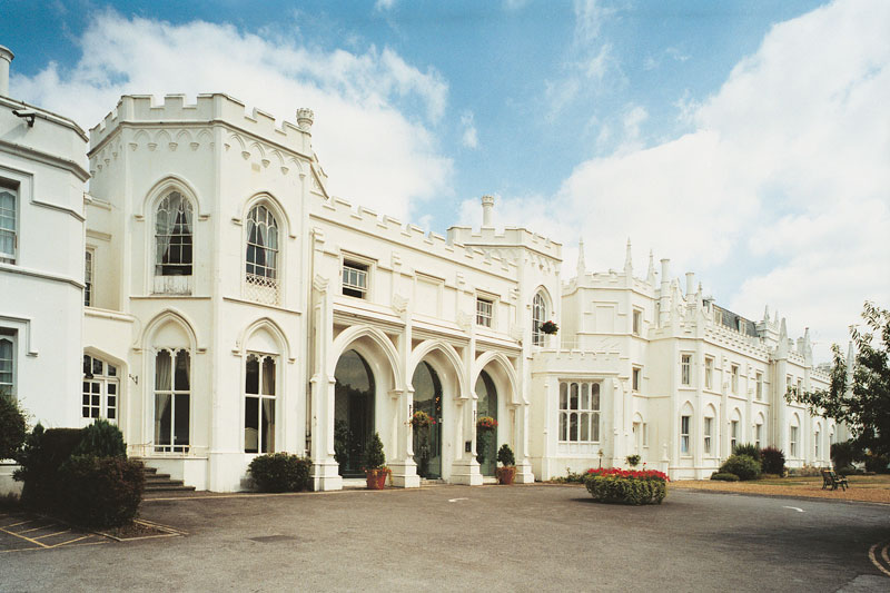 The Priory at Roehampton
