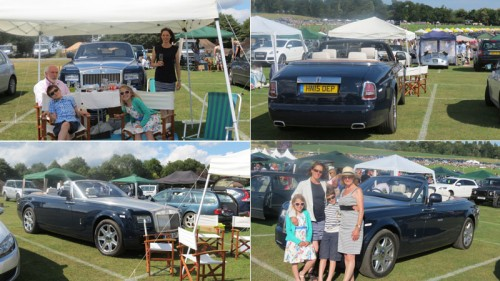 Rolls-Royce-Drophead-Coupe-at-the-Polo-Gold-Cup-at-Cowdray-Park