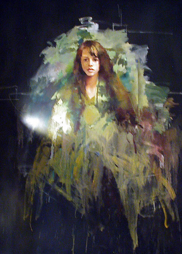 Robert Oscar Lenkiewicz Romney in Green