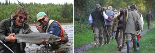 Roxtons Shooting and Fishing