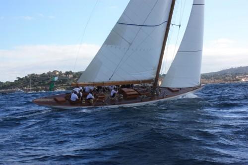 Seas of Shadow 12 metre Class 1935 20.79 metres Clinton Crane