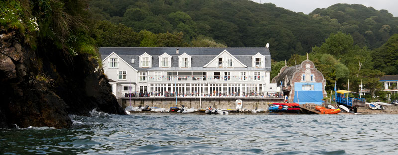 South Sands Hotel Salcombe Devon