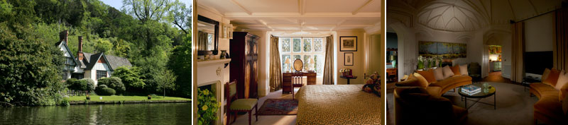 Cliveden house nothing ordinary ever happened here nor for Spring cottage magazine
