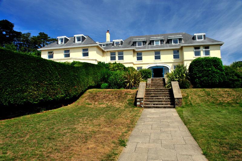 St Enodoc Hotel Rock Cornwall
