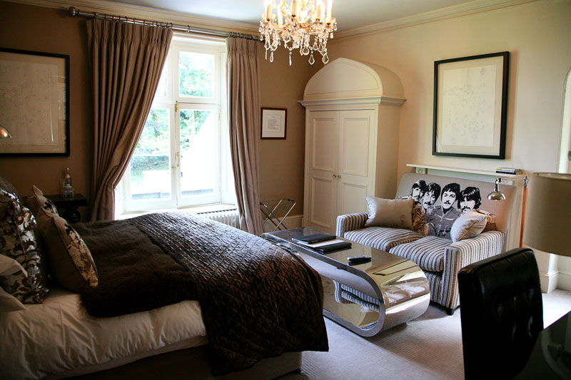 Suite Tennyson at Maison Le Talbooth