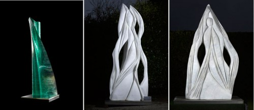 Summers Place May Auction Modern Sculpture