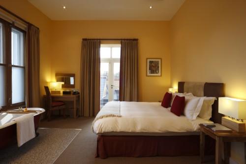Hotel Terravina Bedroom