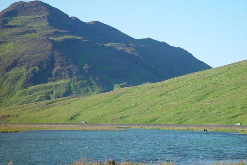 The Blanda Iceland