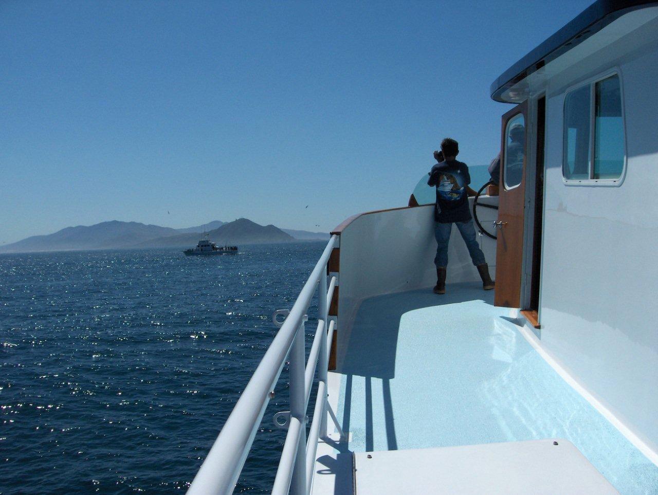 The Coronado Islands