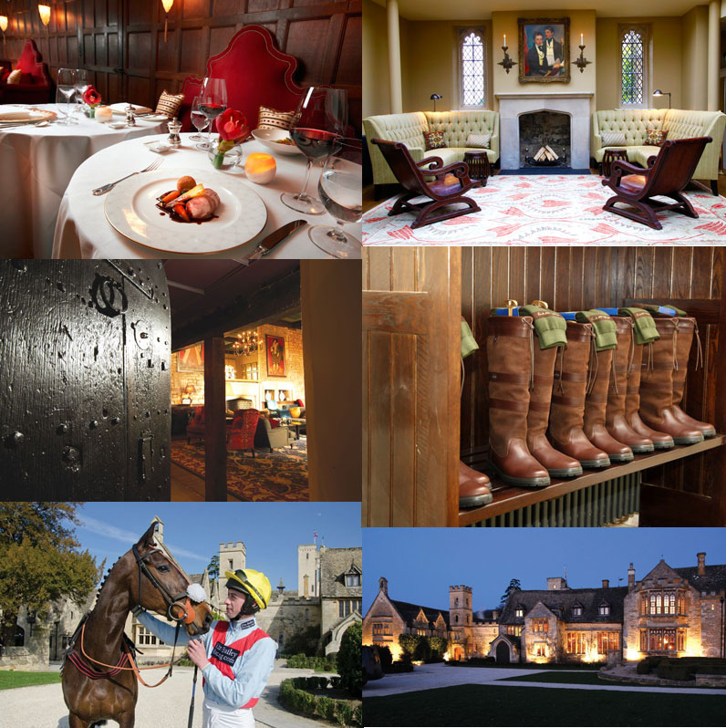 The comforts and style at The Ellenborough Park